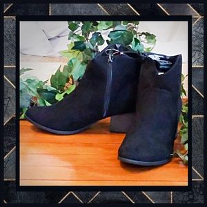 Faded Glory Western Style Ankle Boot